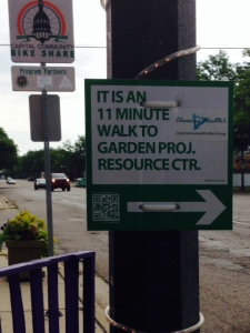 Healthy Community Asset Wayfinding on the Eastside