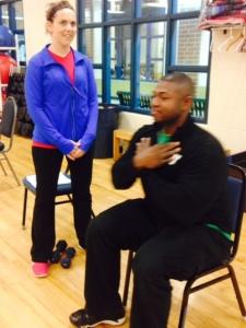 Benton Harbor/St. Joe YMCA Leaders Monica & Stephen