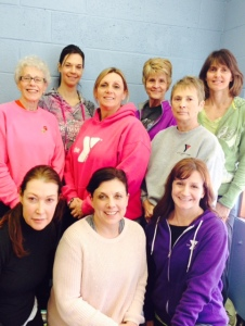 Congratulations Enhance®Fitness Instructors!  Welcome to the team!