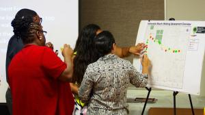 Citizen centered health promotion policy development in action. Photo credits to Beny Schonfeld.